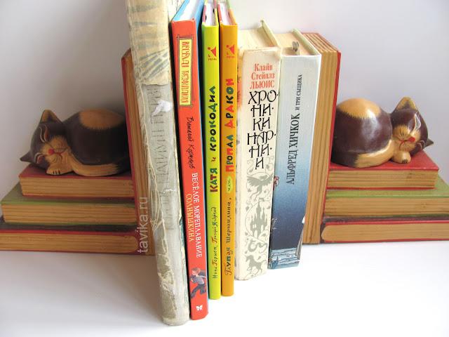 Лучшие книги для детей 7-8 лет