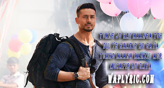 Lo Safar Song Lyrics  - Baaghi 2 | Jubin Nautiyal