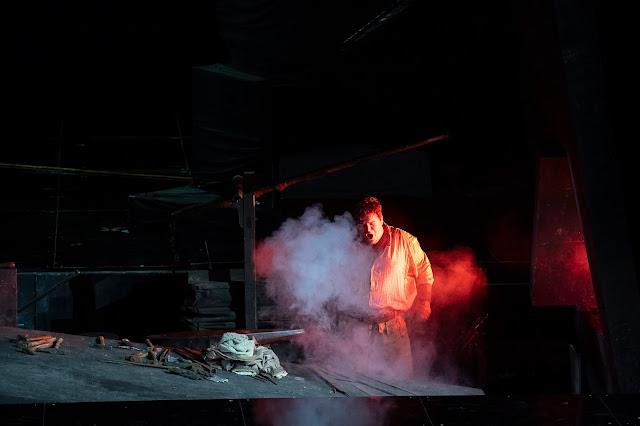 Siegfried - Grand Théâtre de Genève (Photo Carole Parodi)