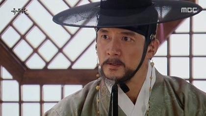 ยูนวอนฮยอง (Yoon Won-Hyung) @ The Flower in Prison อ๊กยอ ผู้พิทักษ์แห่งโชซอน