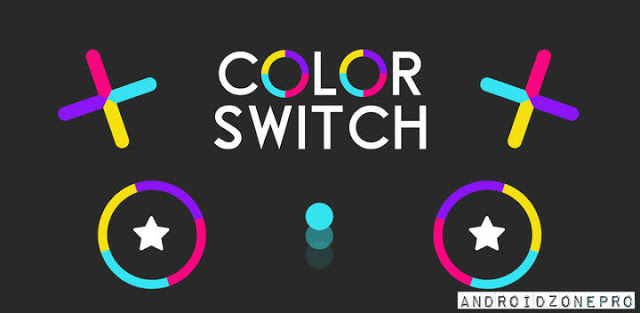 Color Switch - Commutateur de couleur MOD