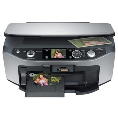 Epson Stylus Photo RX580 Printer Driver Download