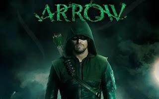 Arqueiro - Arrow no SBT ás 01:30 de Domingo