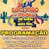 Programação São João da Pedra - Seu bairro, Nossa festa 2018