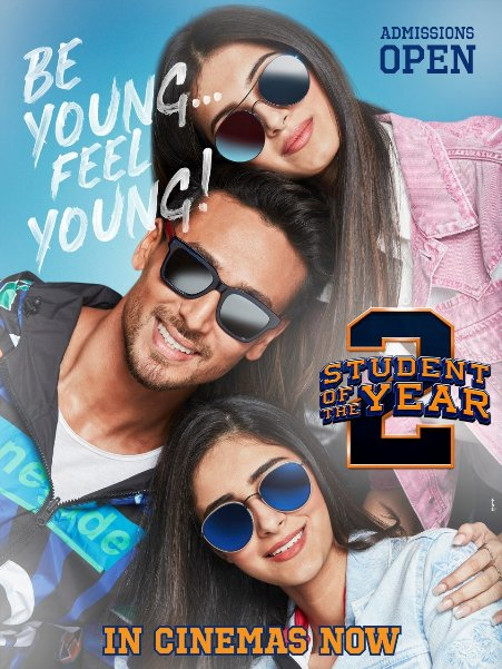 Bollywood movie Student of the Year 2 Box Office Collection wiki, Koimoi, Wikipedia, Student of the Year 2 Film cost, profits & Box office verdict Hit or Flop, latest update Budget, income, Profit, loss on MT WIKI, Bollywood Hungama, box office india
