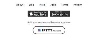 IFTTT Maker 設定