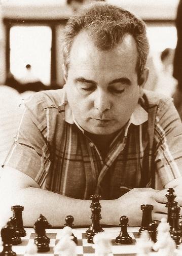 Juli Picatoste García en el XX Torneo Internacional de Berga 1986