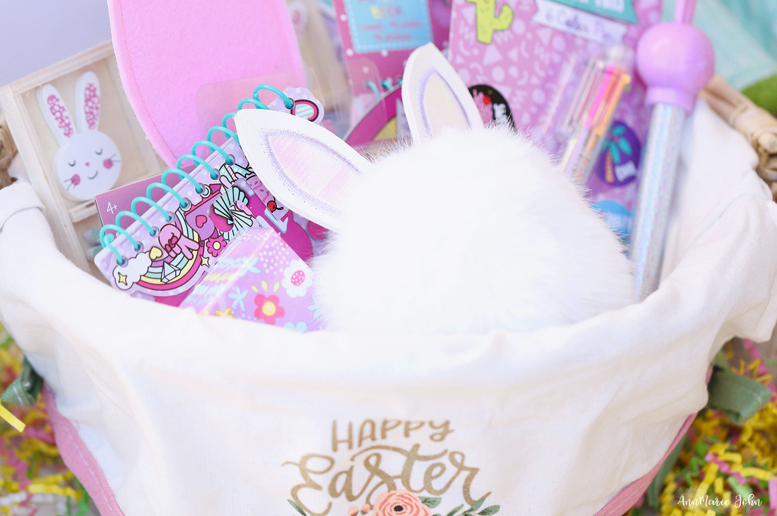 Non candy easter basket fillers annmarie john shopkins or ponies or whatever your child is into now musical instruments magic tricks gag gifts like a whoopee cushion books coloring books negle Gallery