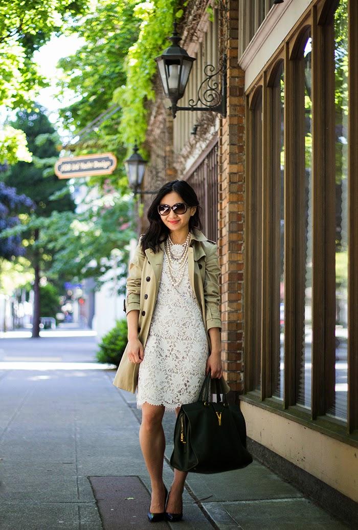 30 Outfits in a Bag: Crochet Dress + No-Sew Dress Shortening