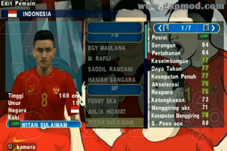 PES Jogress V4.1 2019 Mod AFC Asia Timnas Indonesia