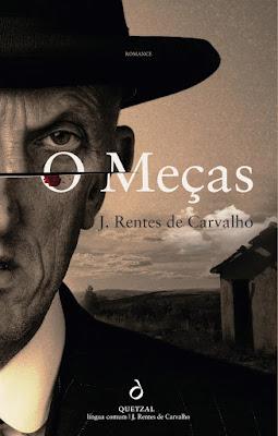 O Meças, José Rentes de Carvalho, Capa
