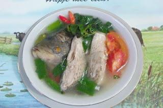 Sup Gurame Khas Tasikmalaya