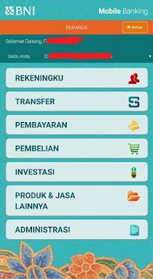 Bertransaksi dengan BNI Mobile dan Maybank Mobile, jadi Sering Belanja Online