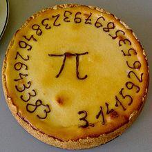 Dia 14 de Março - Dia do Pi