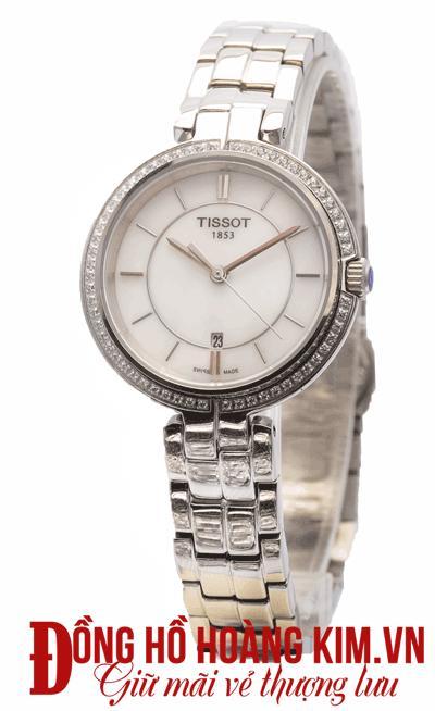mua đồng hồ tissot nữ dây sắt
