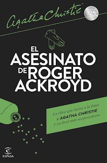 Reseña: El asesinato de Roger Ackroyd, de Agatha Christie