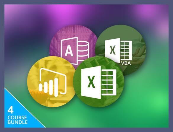 Microsoft Data Analysis Bundle Discount Coupon: Lifetime Access