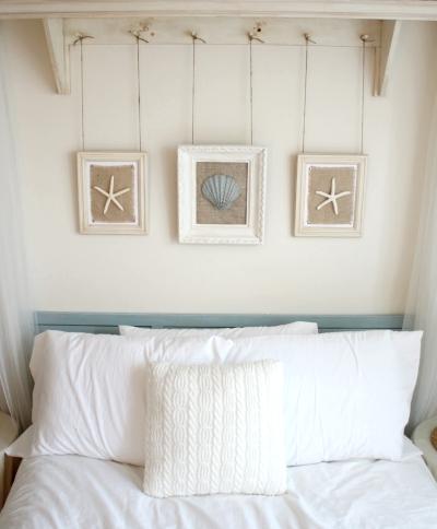 Framed Seashells (10 Summer Seashell Decor Ideas) #decor #decorating # Seashells #