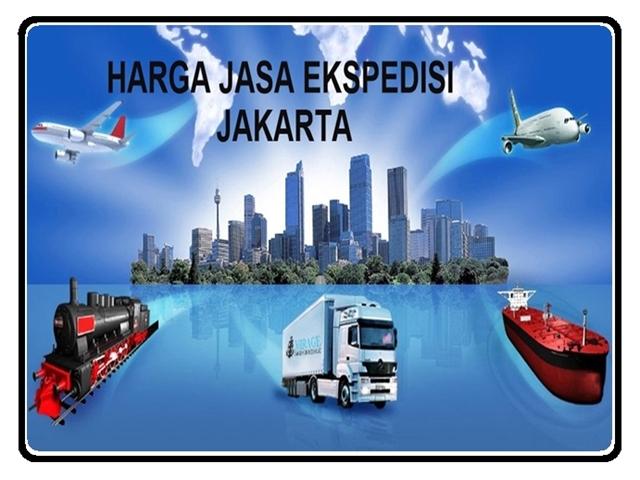 HARGA JASA EKSPEDISI JAKARTA