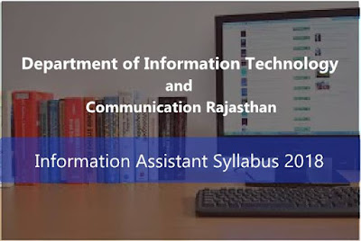 Information Assistant Syllabus