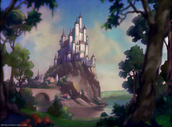 THE FINE ART DINER: Walt Disney & the Brothers Grimm: A