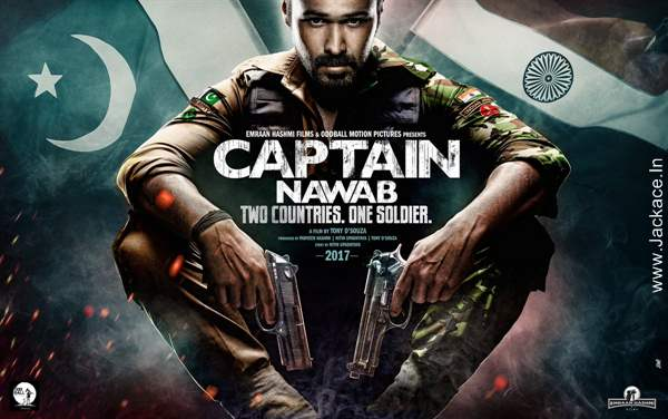 Check Out Captain Nawab First Look Poster