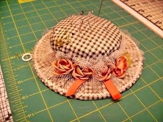igielnik kapelusik