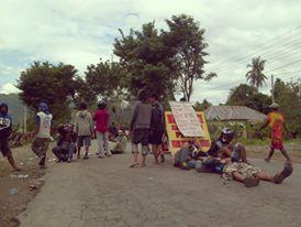 Suasana Terkini Di Lokasi Eksekusi Sampoddo, Ini Fotonya