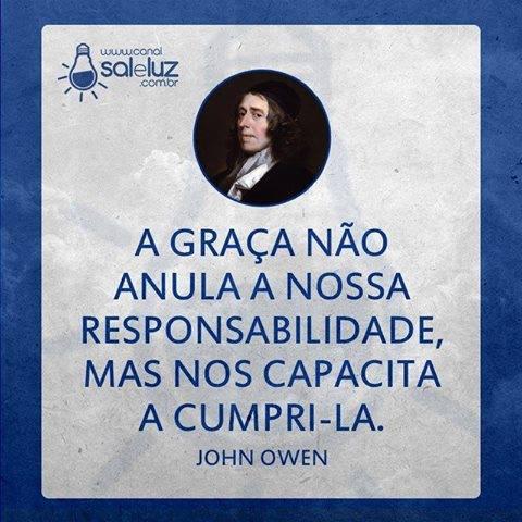 John Owen Frases Pensamentos Portal Da Teologia