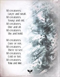 All Creatures (Threaded) Copyright 2016 Christopher V. DeRobertis. All rights reserved. insilentpassage.com