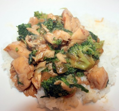 Chicken Broccoli Ca – Unieng's Stir Fry