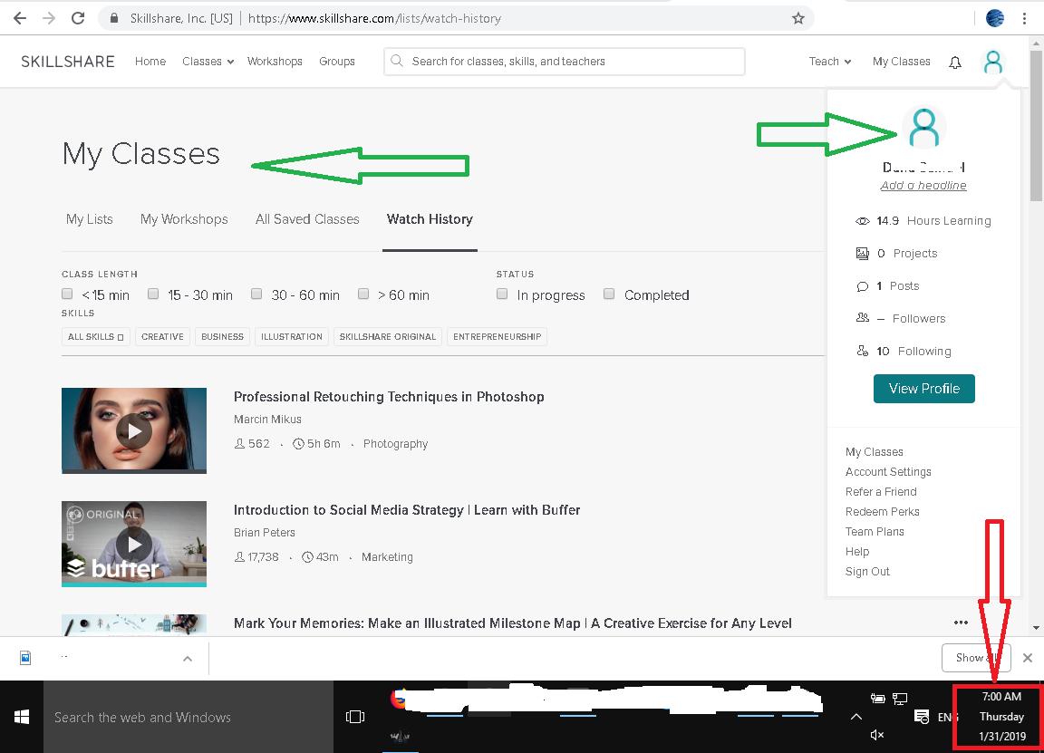 Skillshare Premium Account - DMZ Networks