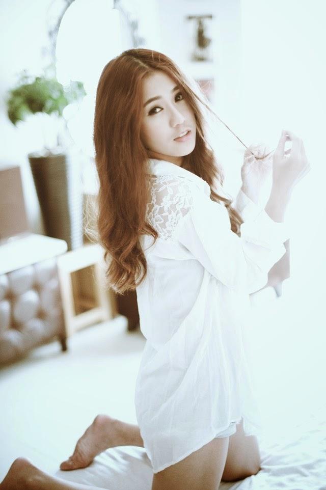 Hình ảnh Hot girl phở Ngọc Thảo ngây thơ vô số tội :)