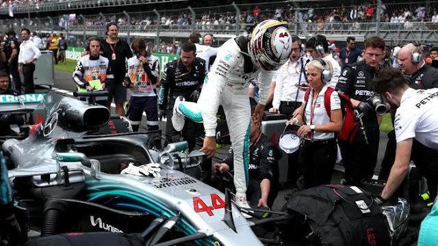 Saatnya Mercedes Kejar Gelar Juara Dunia Konstruktor