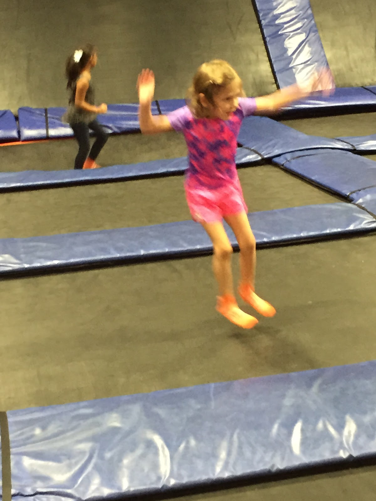 Houston trampoline park sky zone