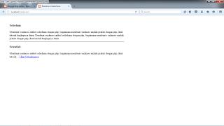 Membuat readmore artikel sederhana dengan php