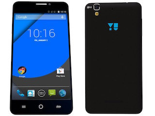 Flipkart : Buy Yu Yureka Plus (16GB) At Rs 6499 With Jio Preview Offer