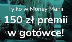150 zł za konto Alior Bank w Money Mania 18