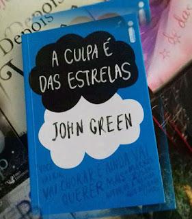 a culpa é das estrelas, john green, hazel, augustus, resenha, livro, sem spoilers