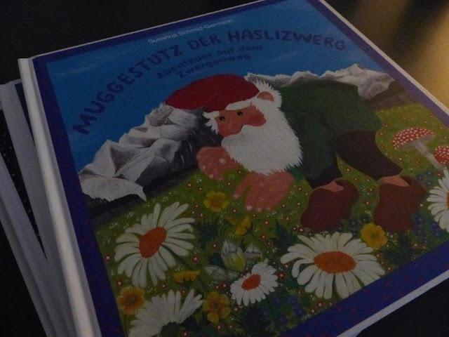 Schweiz Urlaub Tourist Muggestutz Kinderbücher