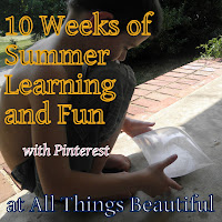Ten Weeks of Summer Learning and Fun