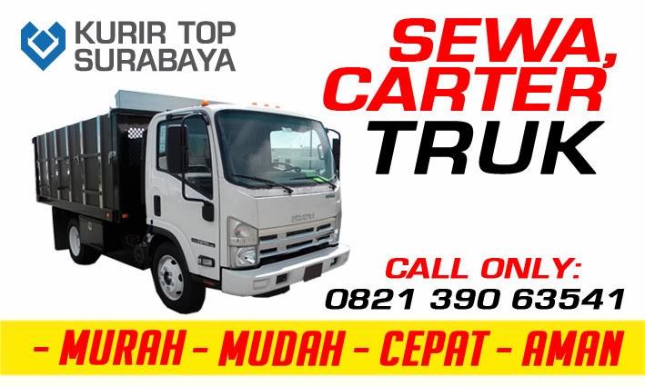 Sewa | Carter Truck Surabaya | dengan Sopirnya