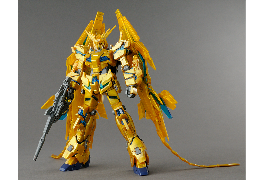 HGUC 1/144 Unicorn Gundam 03 Phenex [Narrative Ver.]