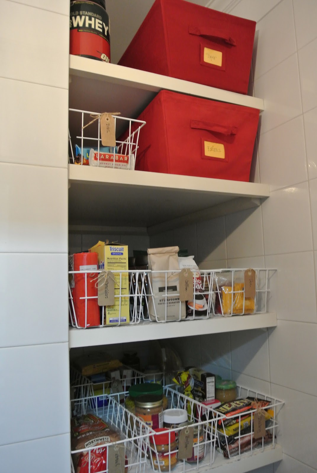 Pantry Organization Ideas Food Storage Morganize With Me