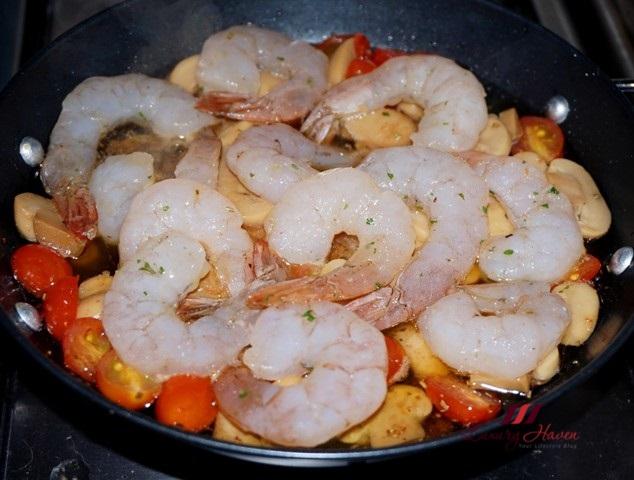 spanish gambas al ajillo recipe