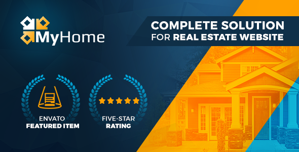 MyHome v3.1.30 – Real Estate WordPress Theme