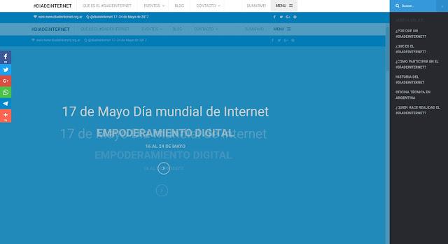 Día de Internet en Argentina