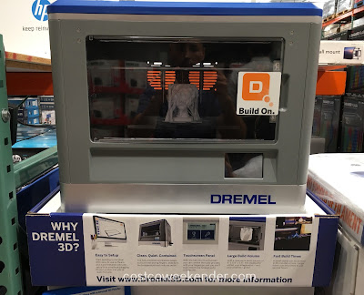 Create and customize any part with the Dremel Idea Builder 3D Printer