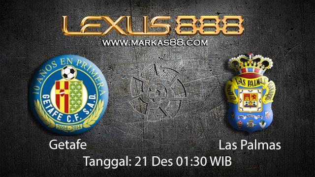 PREDIKSIBOLA - PREDIKSI TARUHAN BOLA GETAFE VS LAS PALMAS 21 DESEMBER 2017 ( SPANISH LA LIGA )