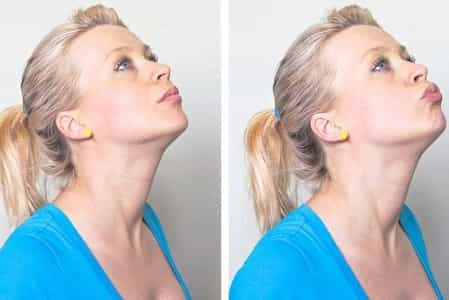 Petua Berkesan Hilangkan Double Chin Dengan Cepat